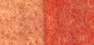 zweifarbiges Wollvlies - wollvlies, wollprodukte