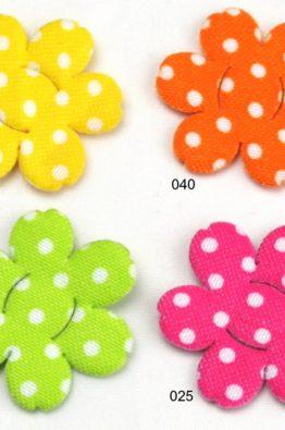 Bandschmuck Blüte klein Übersicht (86235)