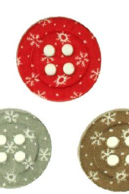 Deko Accessoires aus Filz - Big Button - 86227