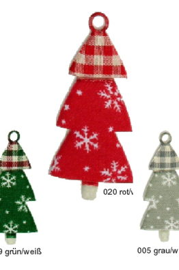 Deko Accessoires aus Filz - Tannenbaum 86225_2