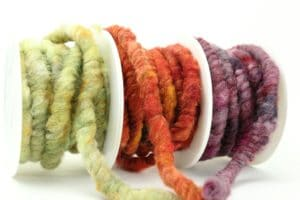 Hurra Filzkordel: Die neuen Herbstfarben sind da! - herbstdeko, filzkordel, aktuelles