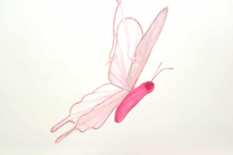 Schmetterlinge - ein Dekotrend 2014 - fruhjahr, dekozubehor
