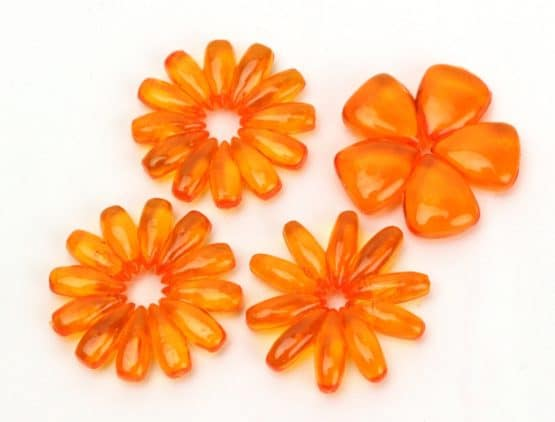 Streu-Blüten, 12 Stück - fruehjahr, everyday-dekoaccessoires, dekoaccessoires